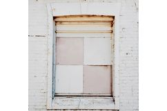 THE COCONUT SLICE WINDOW photographic print